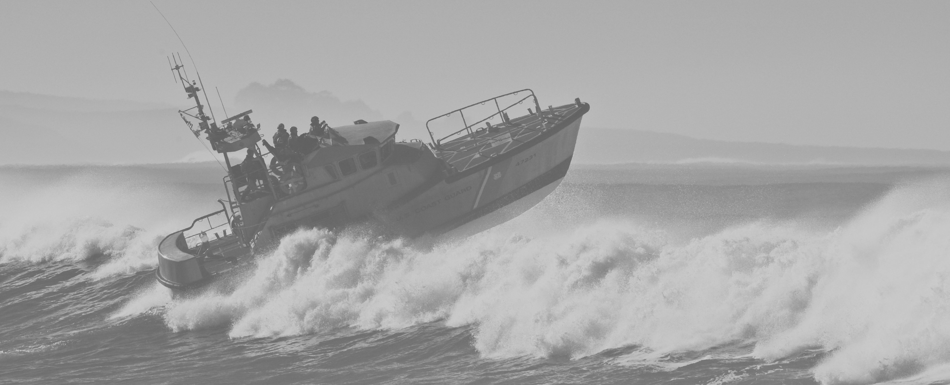 CC: Mike Baird, Coast Guard 47' Motor Lifeboat, Morro Bay