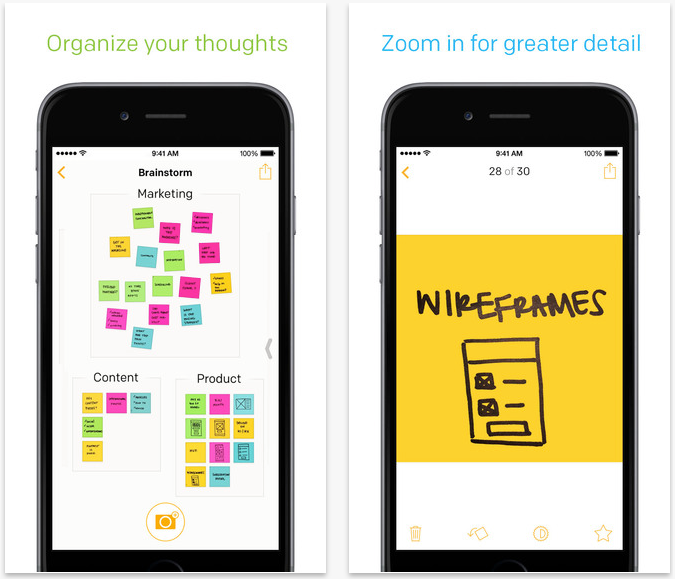 Post-it® Plus on the App Store on iTunes-1